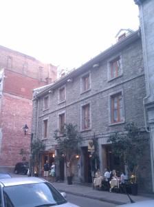 A walking tour of Vieux Montreal by Mick Ricereto