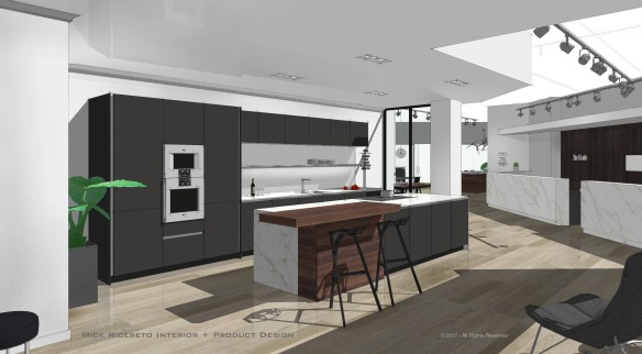 Pure Modern Kitchen by Mick Ricereto